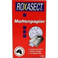 Roxasect Mottenpapier - 2 Stuks