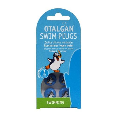 Otalgan Otalgan Swim Plugs - 1 Paar