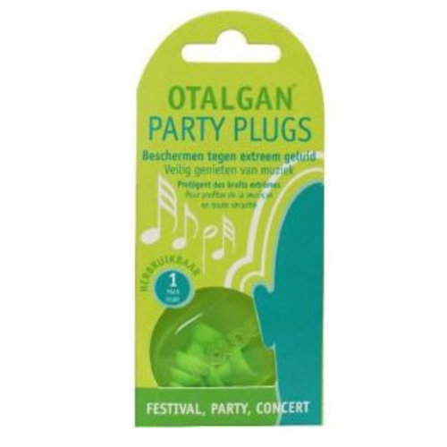 Otalgan Otalgan Party Plugs - 1 Paar