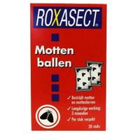 Roxasect Mottenballen - 24 Stuks