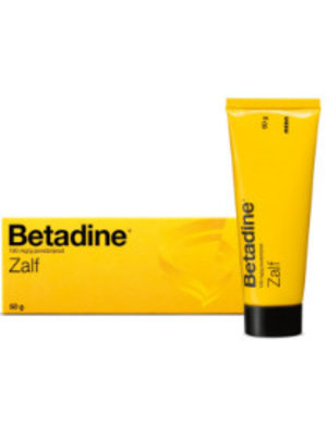 Betadine Betadine Zalf - 30 Gram
