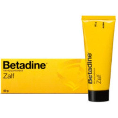Betadine Betadine Zalf - 50 Gram