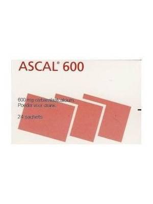 Ascal Ascal 600mg - 24 Sachets