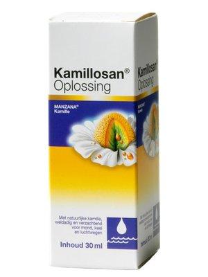 Kamillosan Kamillosan Oplossing - 30 Ml