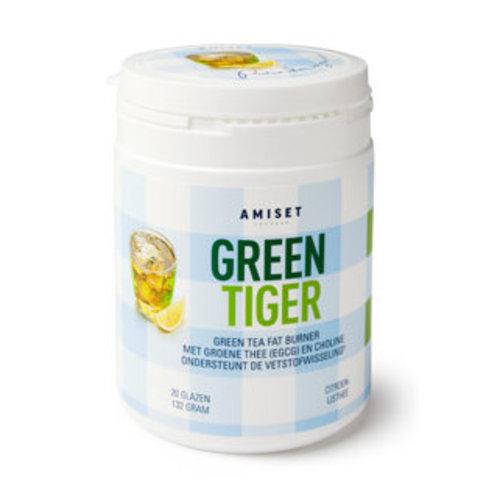Amiset Amiset Greentiger Fatburner - 132 Gr