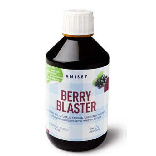 Amiset Amiset Berry Blaster Detox - 300 Ml