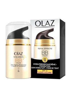 Oil of Olaz Oil Olaz Total Effects 7 In 1 Anti-Veroudering Bb Dagcreme+ Foundation -50 Ml