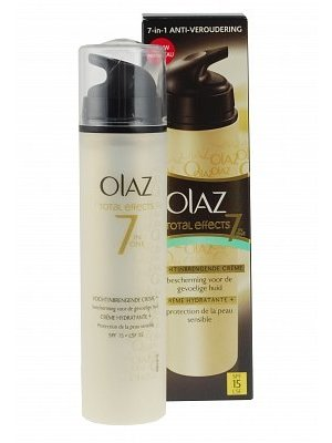 Oil of Olaz Oil Olaz Total Effects 7 In 1 Sensitive Dagcreme - 50 Ml