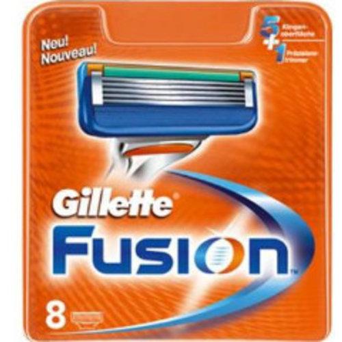 Gillette Gillette Fusion Manual Mesjes - 8 Stuks