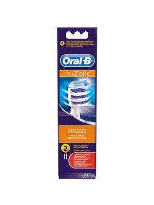 Oral B Oral B Opzetborstels Trizone - 2 Stuks