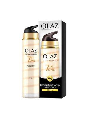 Oil of Olaz Oil Olaz Total Effects 7 In 1 Dagcreme+Serum - 40 Ml