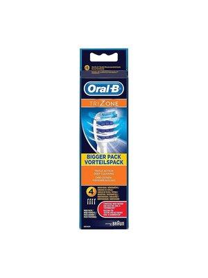 Oral B Oral B Opzetborstels Trizone 3+1 - 3+1 Stuks