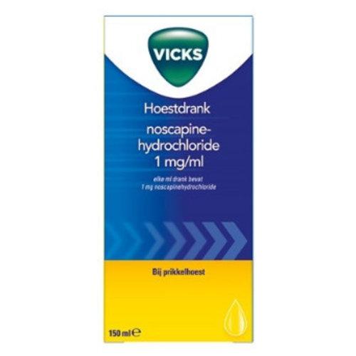 Vicks Vicks Hoestdrank Noscapine - 150 Ml