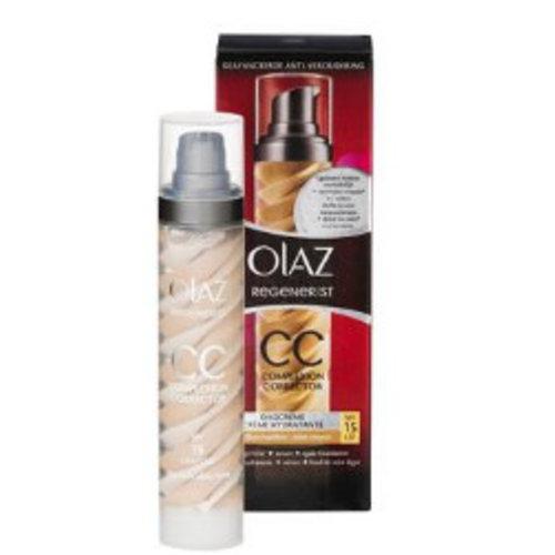 Oil of Olaz Oil Olaz Regenerist Cc Dagcreme Medium - 50 Ml