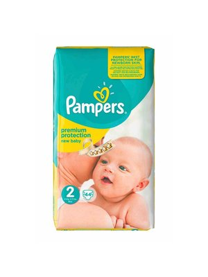 Pampers Pampers New Baby Mini Midpak - 44 Stuks