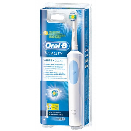 Oral B Oral B Vitality White + Clean - 1 Stuks