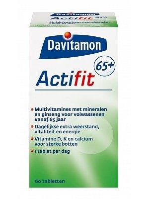 Davitamon Davitamon Actifit 65+ - 60 Tabletten