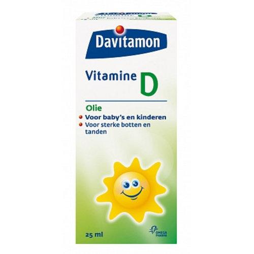 Davitamon Davitamon D Olie - 25 Ml