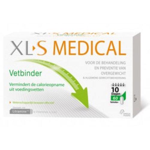 Xl-S Xl-S Medical Vetbinder 10 Dagen - 60 Stuks