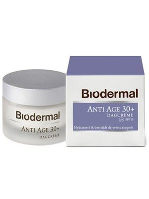 Biodermal Biodermal Dagcreme Anti-Age 30+ -50 Ml