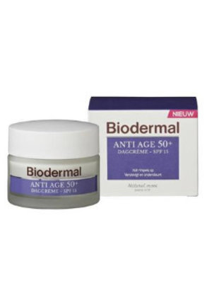 Biodermal Biodermal Dagcreme Anti-Age 50+ - 50 Ml
