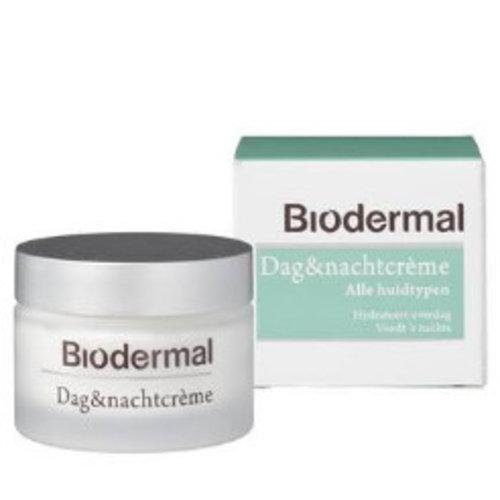 Biodermal Biodermal Dag En Nachtcreme - 50 Ml