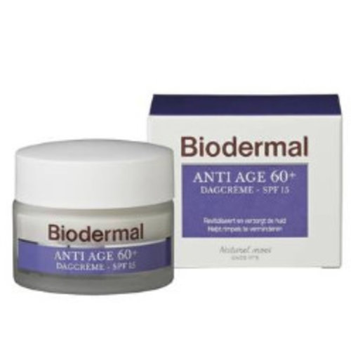Biodermal Biodermal Dagcreme Anti-Age 60+ - 50 Ml