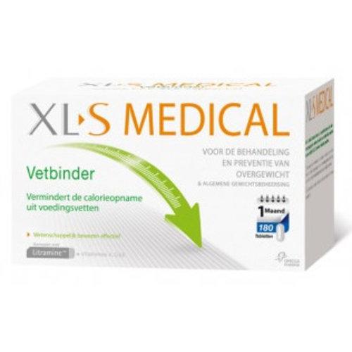 Xl-S Xl-S Medical Vetbinder - 180 Stuks