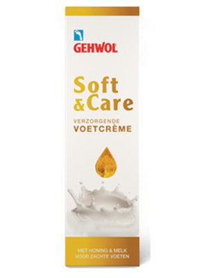 Gehwol Gehwol Soft&Care Voet Creme - 75 Ml