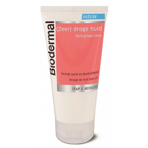 Biodermal Biodermal Reinigingscreme Droge Huid - 150 Ml