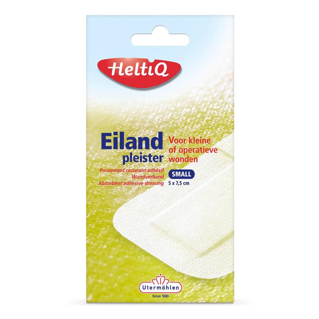 Image of Heltiq Heltiq Eilandpleister Small 7,5 X 5 Cm - 8 Stuks
