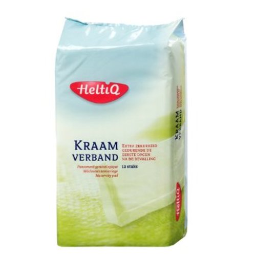 Heltiq Heltiq Kraamverband - 12 Stuks