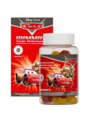 Disney Disney Kinder Multivit Cars - 60 Gummies