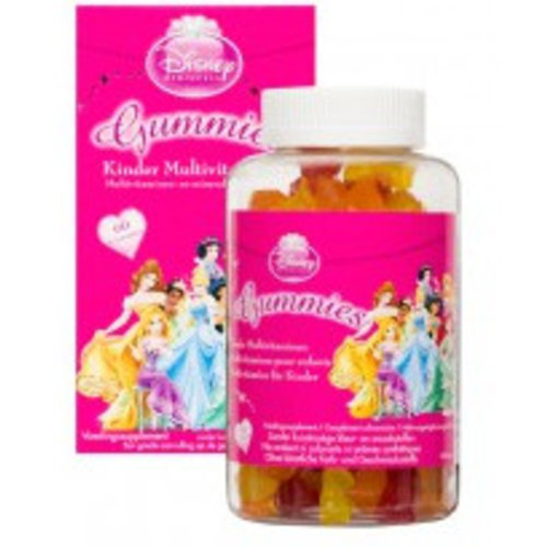 Disney Disney Kinder Multivit Princess - 60 Gummies