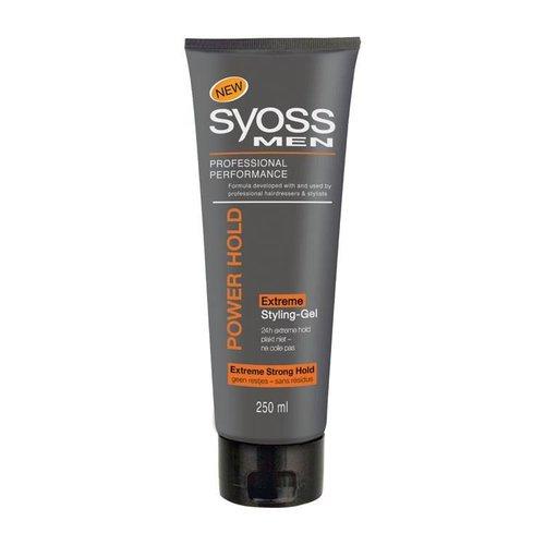 Syoss Syoss Men Gel Power Hold - 250 Ml