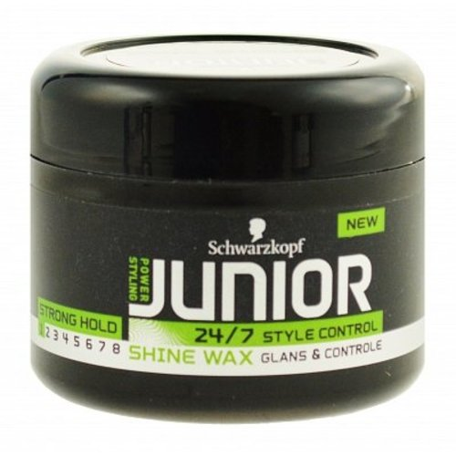 Junior Junior Power Wax Shine L1 - 50 Ml