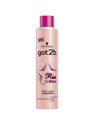 Got2b Got2b Hairspray Rise-N Shine - 300 Ml