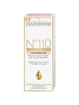 Diadermine Diadermine Face & Body Olie N.110 - 100 Ml