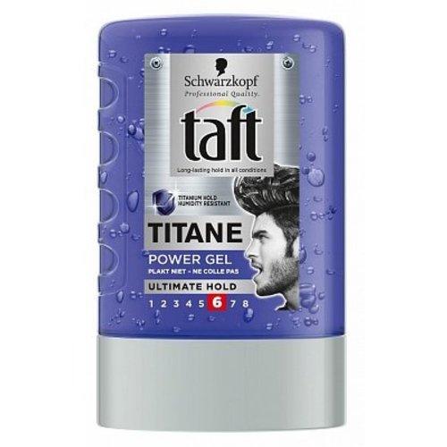 Taft Taft Titane Power Gel - 300 Ml