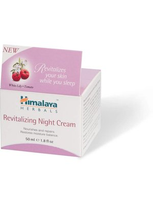 Himalaya Himalaya Herbals Nightcream Revitalizing - 50 Ml