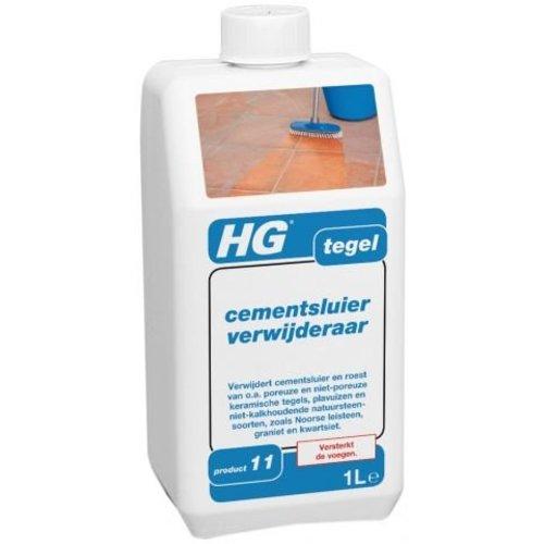 Hg Hg Cementsluier Verwijderaar - 1 Liter
