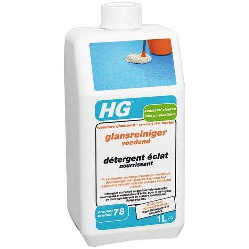 Hg Hg Kunststof Vloeren Glansreiniger - 1 Liter