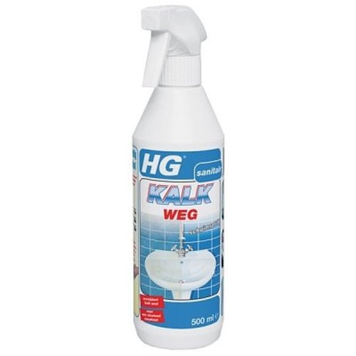 Hg Hg Kalkweg Schuimspray - 500 Ml