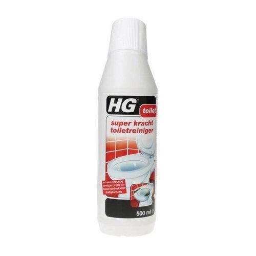 Hg Hg Super Kracht Toiletreiniger - 500 Ml