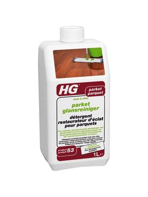 Hg Hg Parket Glansreiniger Wash & Shine - 1000ml