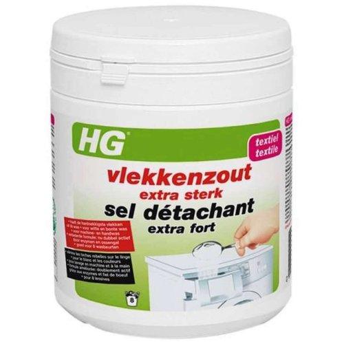 Hg Hg Vlekkenzout Extra Sterk - 500 Gr