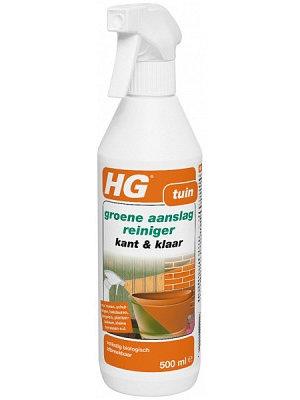 Hg Hg Groene Aanslagreiniger Kant & Klaar - 500 Ml