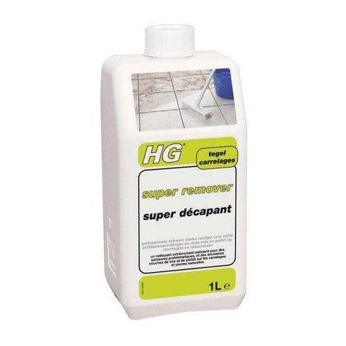 Hg Hg Tegel Extreem Krachtreiniger Super Remover - 1000ml