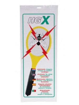 Hg Hg X Electrische Vliegenmepper - 1 Stuks