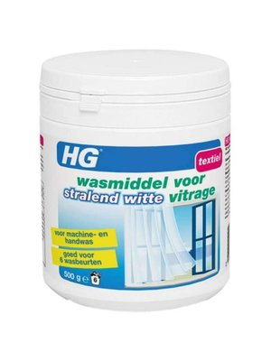 Hg Hg Wasmiddel Vitrage Wit - 500 Gram